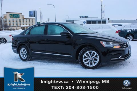 Certified Pre-Owned 2016 Volkswagen Passat Trendline+ w/App Connect 0.9% Financing Available OAC.
