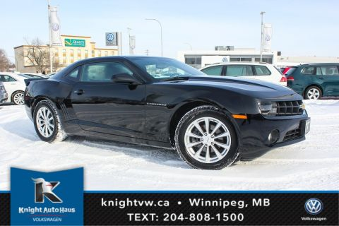 Pre-Owned 2011 Chevrolet Camaro 1LT /Winter Tires and Rims