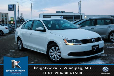 Certified Pre-Owned 2014 Volkswagen Jetta Sedan w/ Winter Tires And Rims