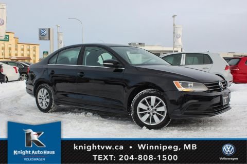 Certified Pre-Owned 2015 Volkswagen Jetta Sedan w/Sunroof/Ally Wheel/Backup Cam 0.9% Financing Available OAC.