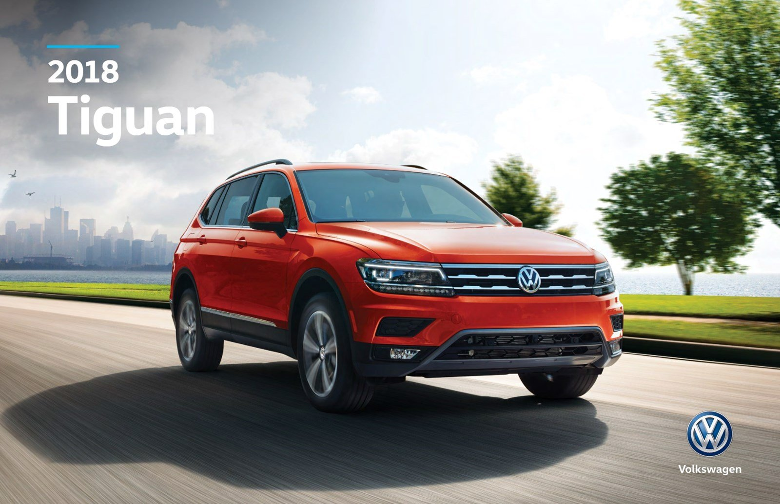 2018 volkswagen tiguan highline awd w leather sunroof backup camera app connect awd sport. Black Bedroom Furniture Sets. Home Design Ideas